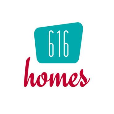 616 Homes Logo