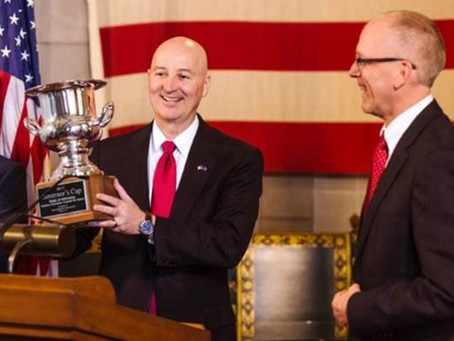 "Gov. Ricketts Announces Second Consecutive ""Governor's Cup"" Victory"