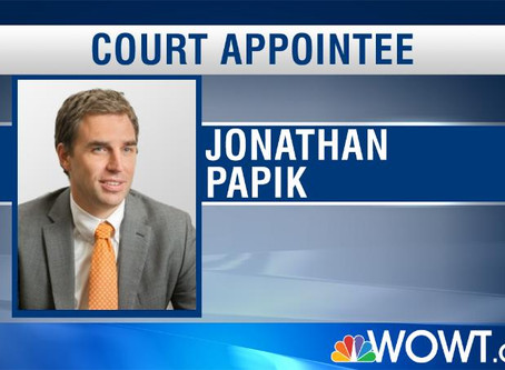 Gov. Ricketts appoints Jonathan J. Papik to the Supreme Court
