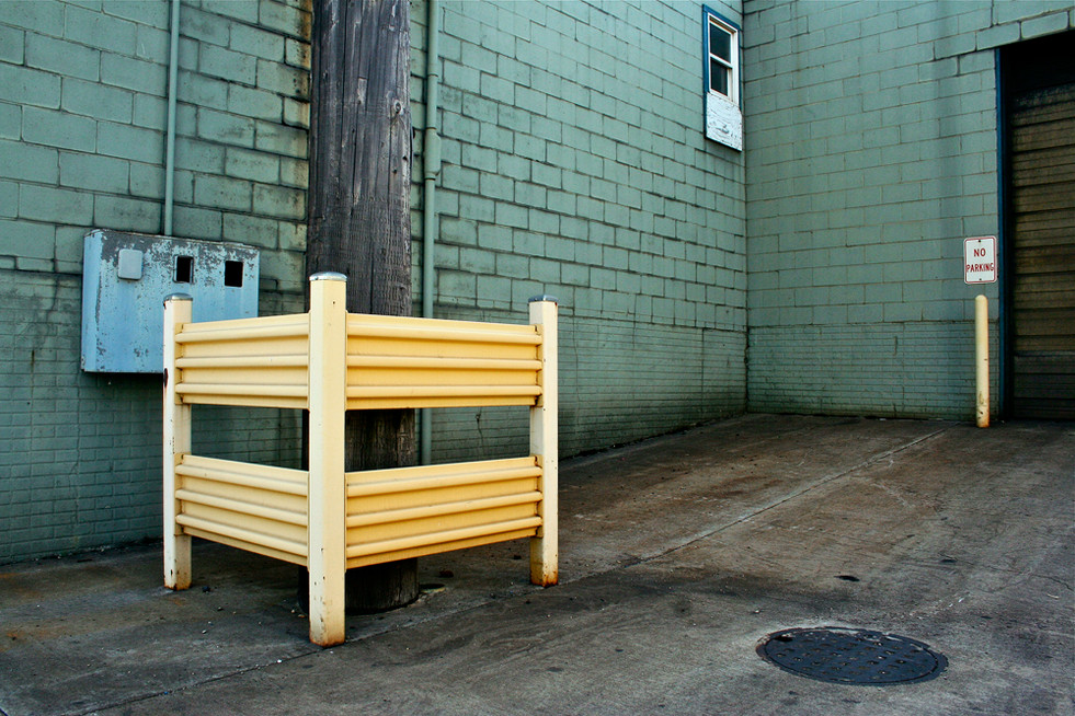 Yellow Barrier