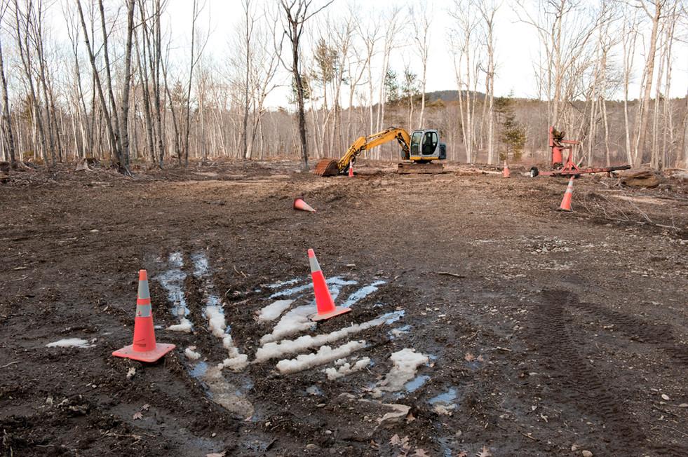 Construction Cones © 2018