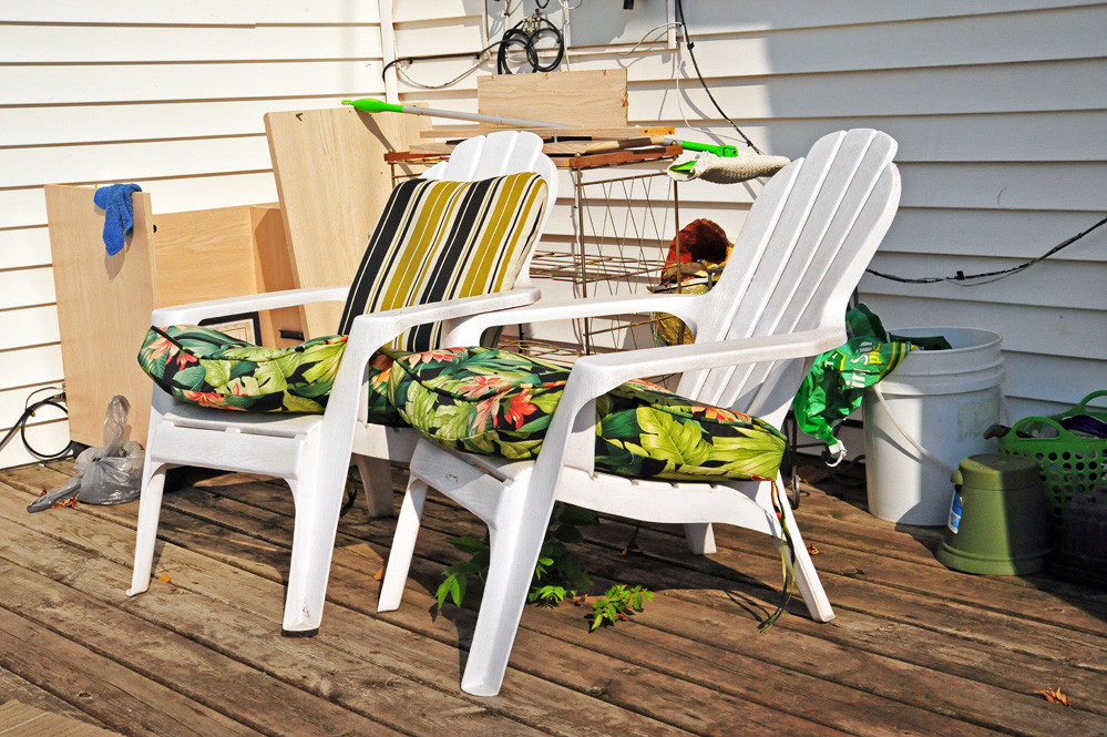 Deck Chairs © 2016