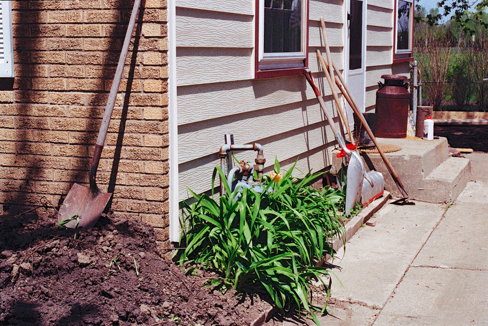 Shovels & Hoes