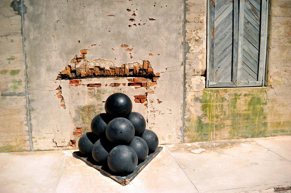 Canon Balls © 2011