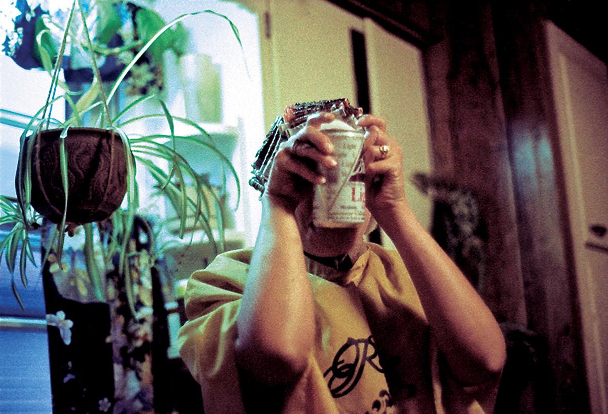 Susan's Perm © 1983