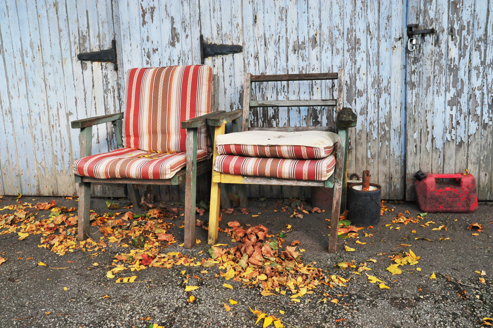 Two Old Chairs © 2016