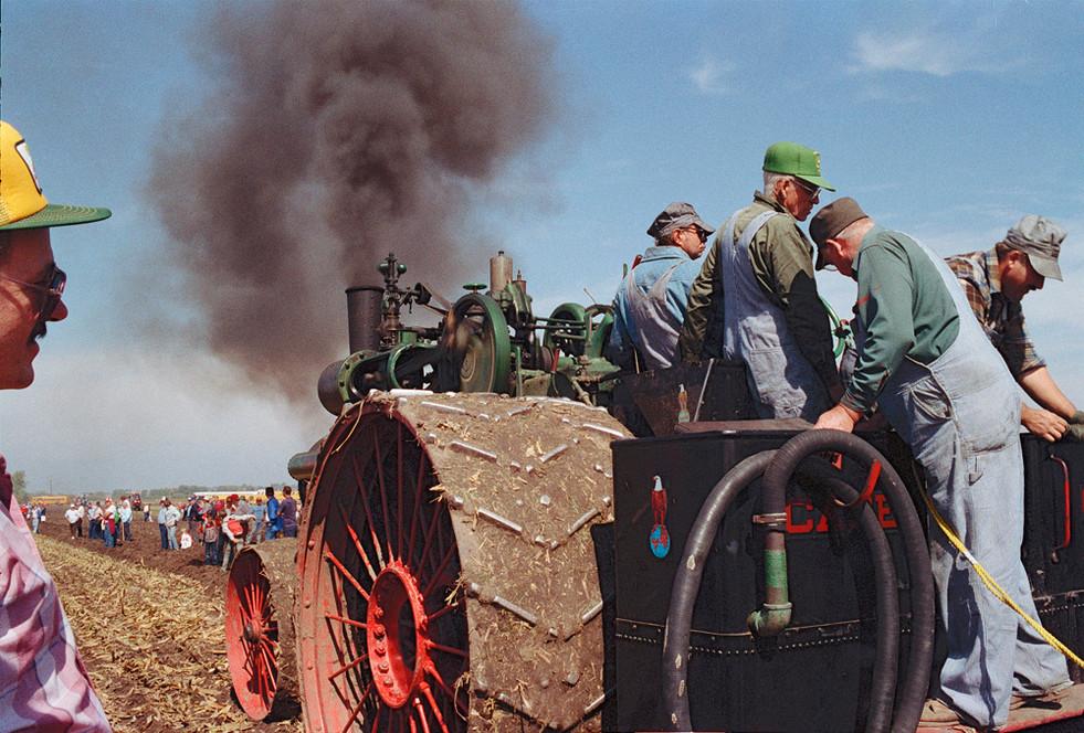 Steam Engine © 1989