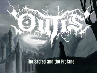 OUTIS LAUNCH DEBUT ALBUM          'THE SACRED AND THE PROFANE', LIVE ON CRANIUM TITANIUM MON