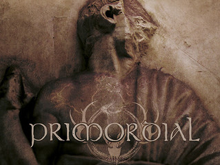 PRIMORDIAL announces new album 'Exile Amongst The Ruins' for March 30th. Launches video for