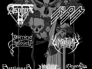 Redemption Festival 2018 Featuring PRIMORDIAL,  Asphyx, RAM, Mourning Beloveth, Winterfylleth, Battl