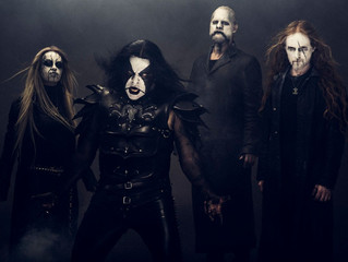 Abbath announces new album 'Outstrider' and releases video teaser!