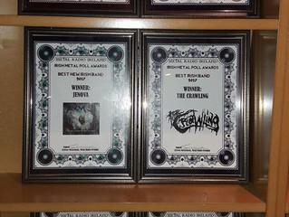 IRISH METAL POLL AWARDS 2017
