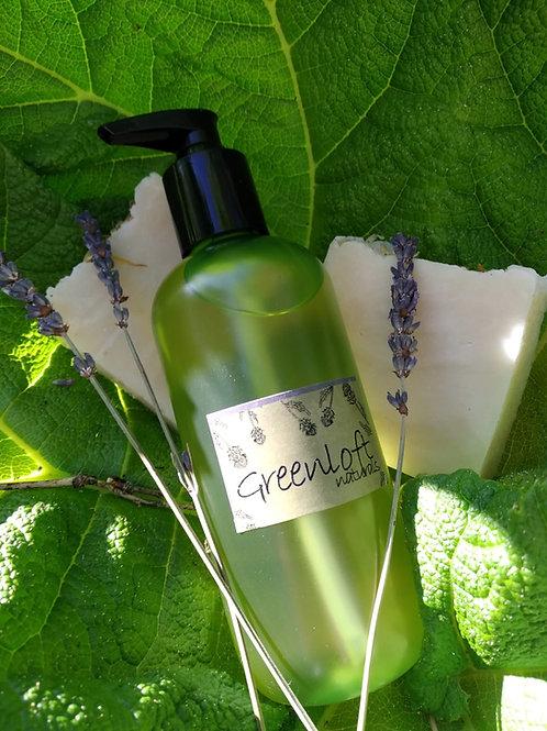 Antimicrobial Soap - Solid bar & Liquid soap £5-£8