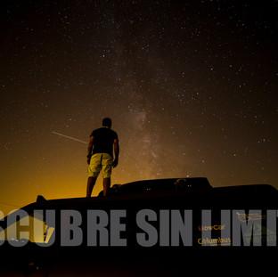 En busca de la Via Láctea