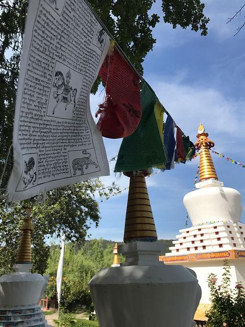 Monasterio Budista Dag Shang Kagyü