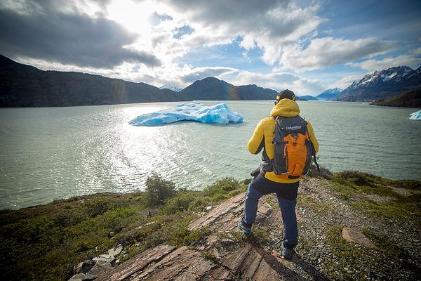 Glaciar Grey, Parque Nacional Torres del Paine