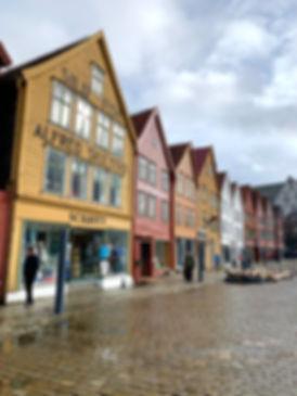 Bergen, Noruega. Descubre Sin Limites