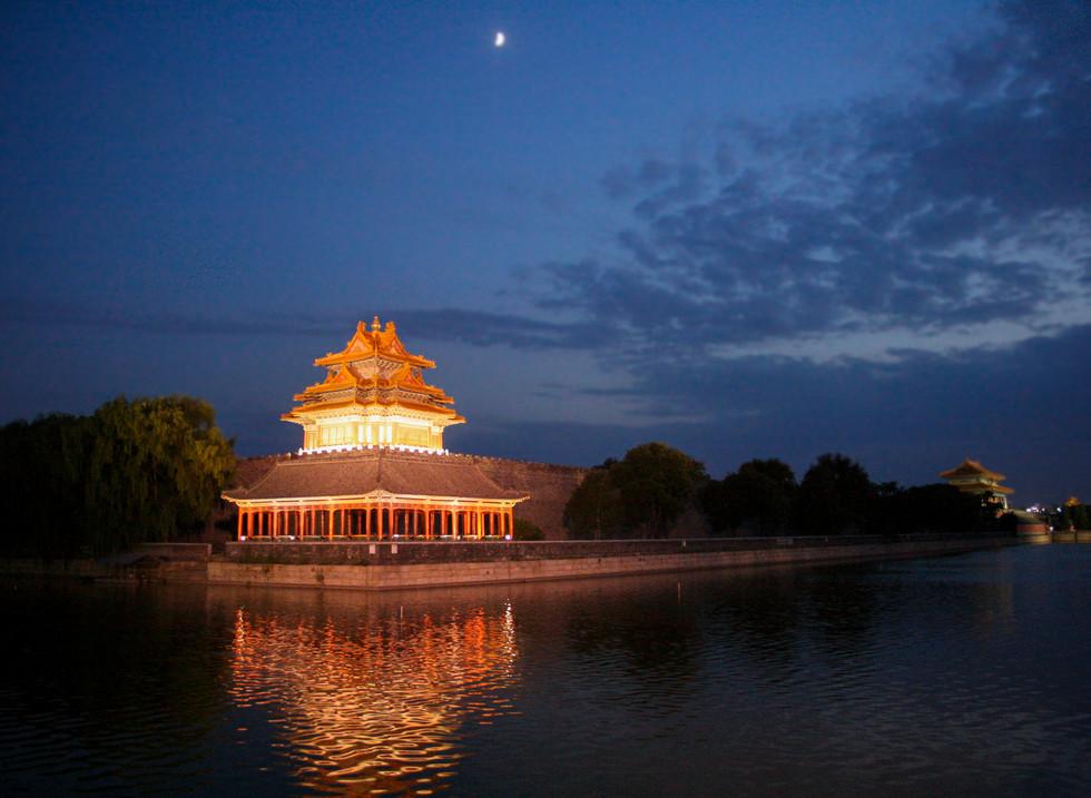 Ciudad Prohibida, Pekin. China