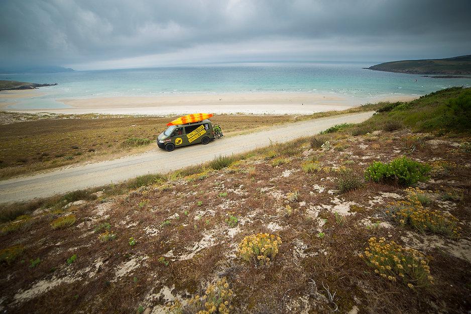 Playa de Nemiña, Descubre Sin Limites