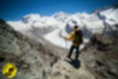 Gornergletscher, Zermatt, Suiza