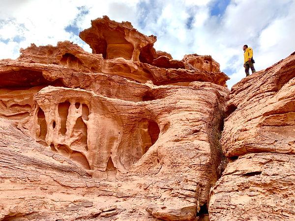Wadi Rum. Descubre Sin Limites