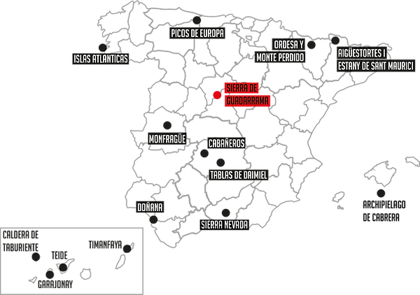 Parques Nacionales Sierra de Guadarrama