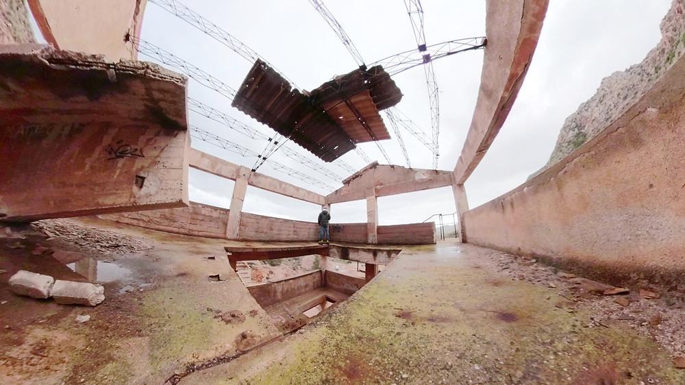 Minas abandonadas de Rodalquilar
