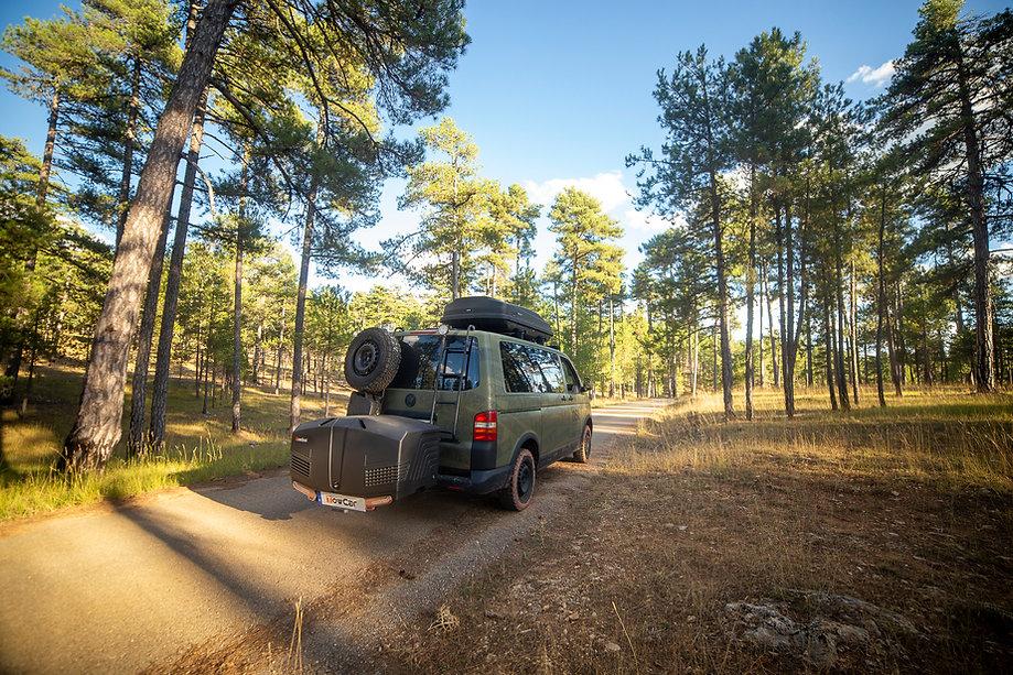 Parque Natural Serrania de Cuenca, Descubre Sin Limites, TowBox V3