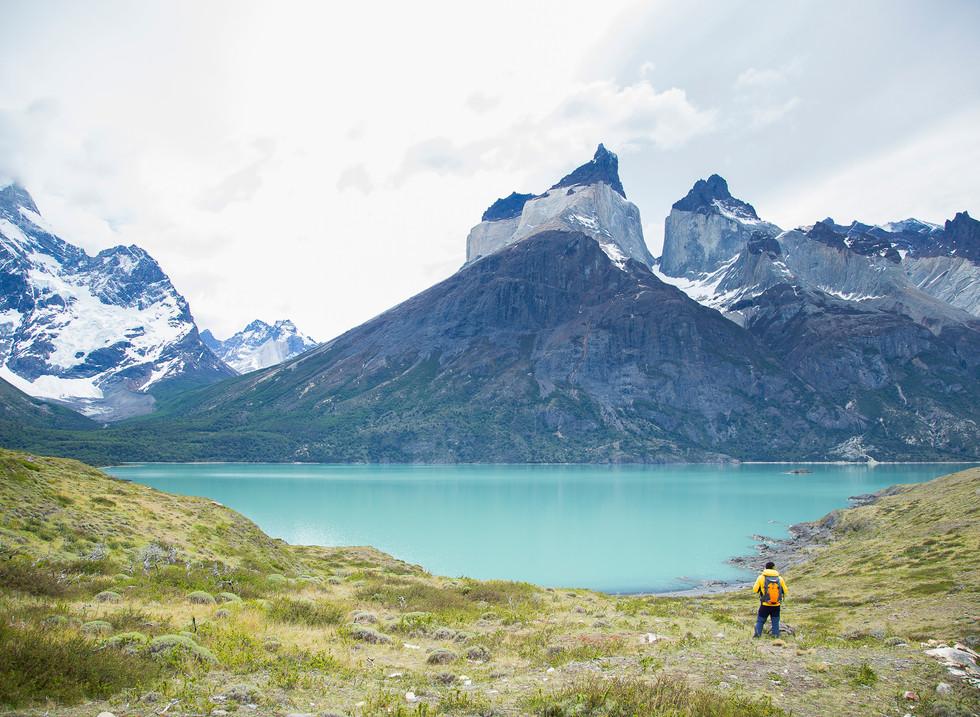 Cuernos del Paine. Parque Nacional Torres del Paine, Chile