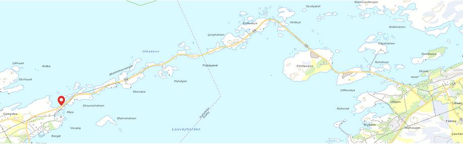 Carretera Oceano Atlantico, Noruega