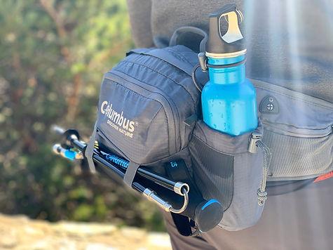 Cinturón de hidratación, Columbus Discover Nature
