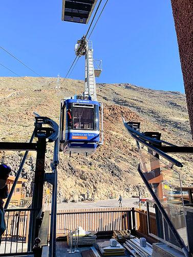 Teleférico Parque Nacional Teide