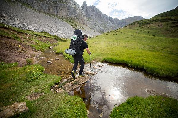 Mochila Dolomite 65, Columbus Discover Nature