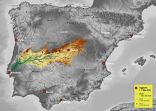 Cuenca Hidrografica Tajo