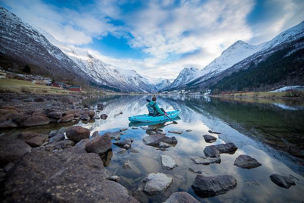 Noruega en Kayak, Descubre Sin Limites