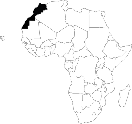 Mapa Africa Marruecos agosto 2020.png