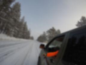 Carreteras de Laponia