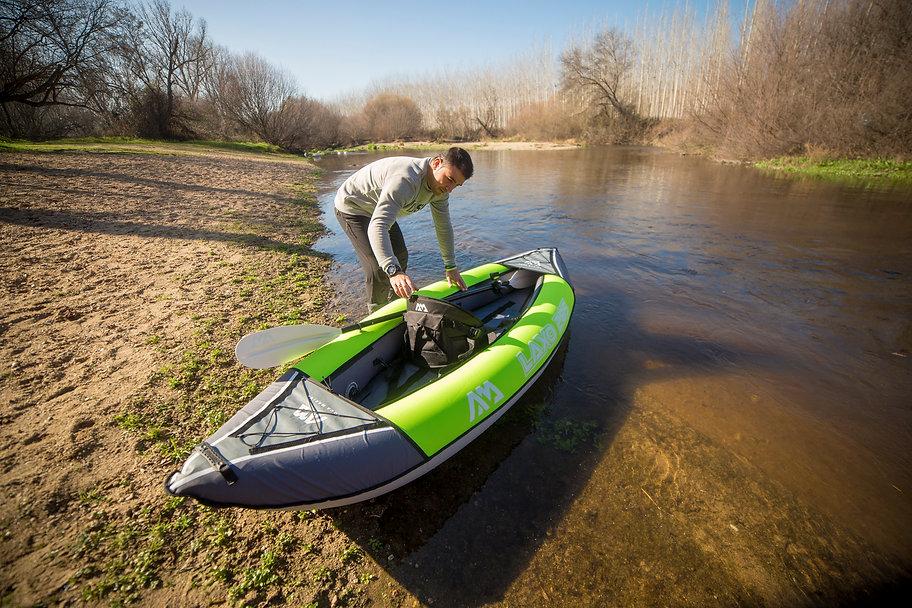 Kayak Hinchable Laxo, Aqua Marina