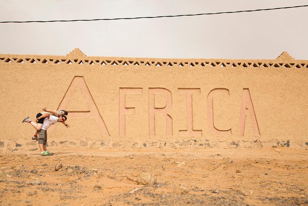 Y esto es Africa!!! Descubre Sin Limites