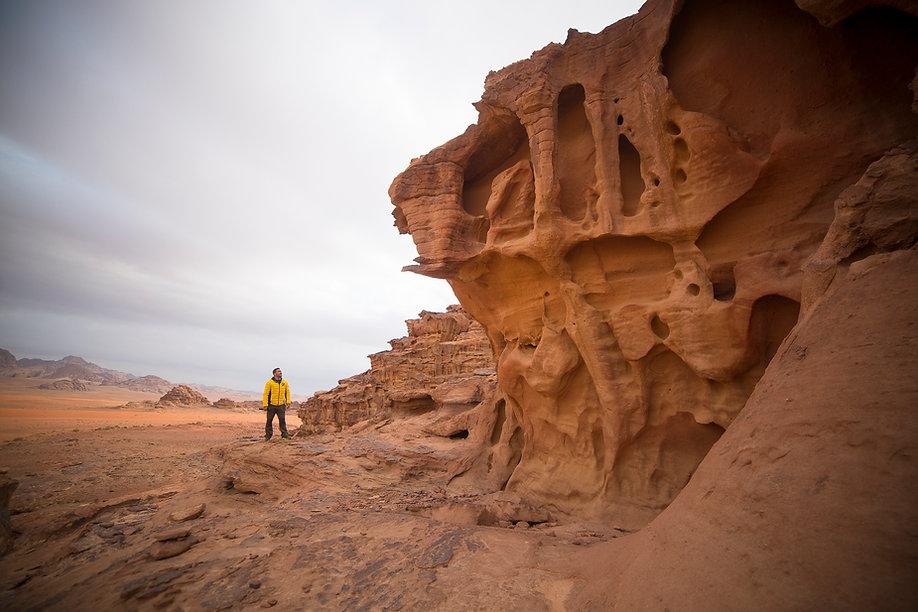 Wadi Rum, Jordania por libre