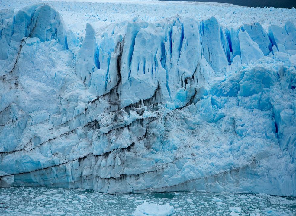 Perito Moreno, Parque Nacional de los Glaciares. Argentina