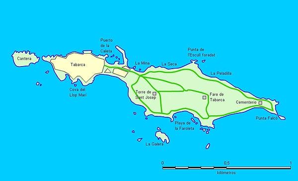 Isla de Tabarca, Descubre Sin Limites