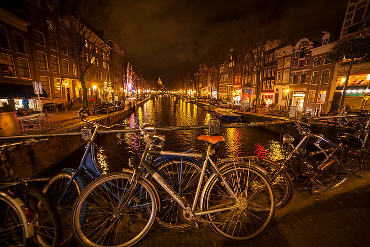 Holanda en furgoneta. Descubre Sin Limites
