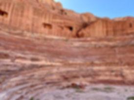 El Teatro, Petra