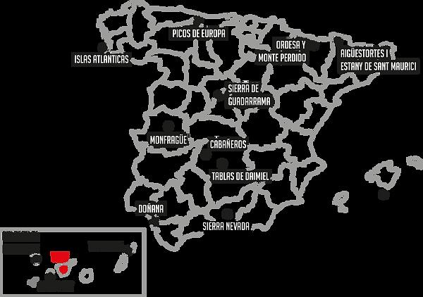 Parques Nacionales Teide