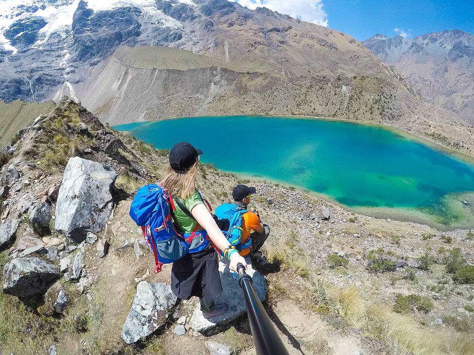 Laguna Humantay, Perú