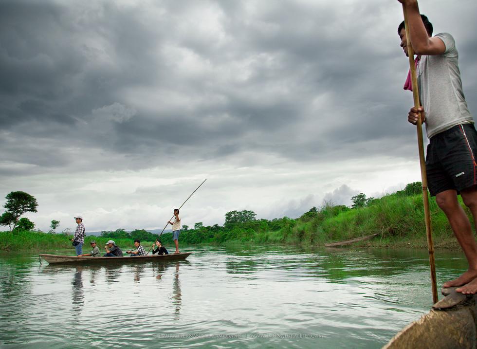 Parque Nacional Chitwan. Nepal