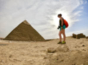 Pirámides de Egipto. Descubre Sin Limites