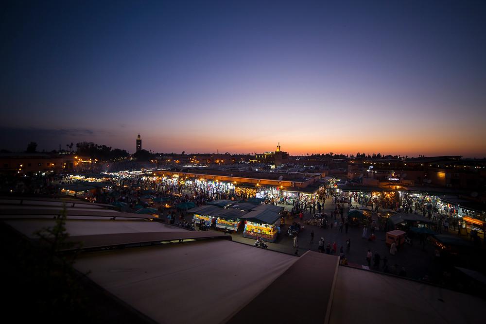 Marrakech, Descubre Sin Limites