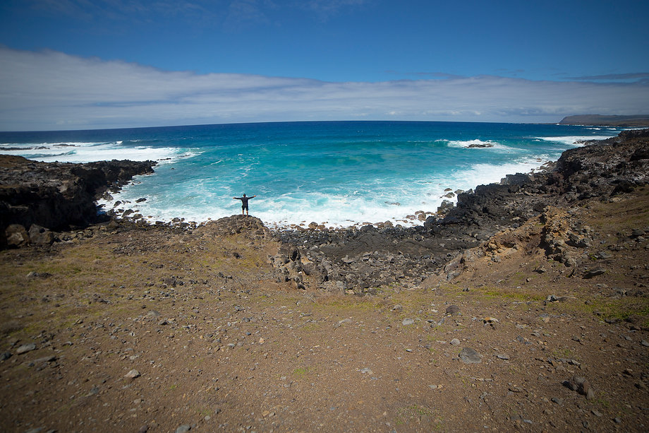 Parque Nacional Rapa Nui, Isla de Pascua